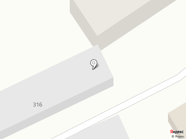 Стройдвор на карте Незлобной