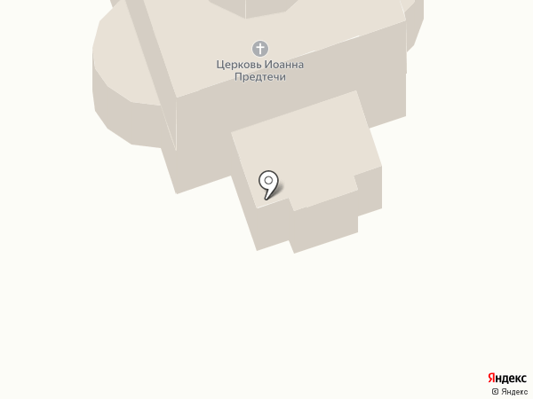 Воскресенские вести на карте Дзержинска