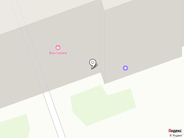 Фишка Суши на карте Дзержинска