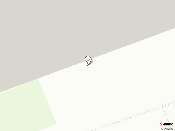 НОФ, ГП на карте Дзержинска