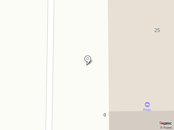 Транспортная компания на карте Дзержинска