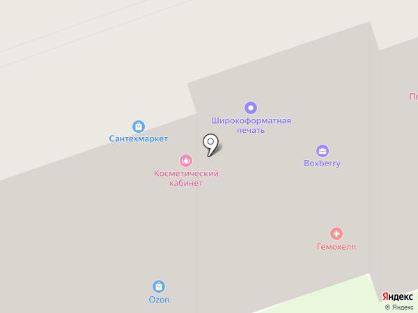 Япоshik на карте Дзержинска