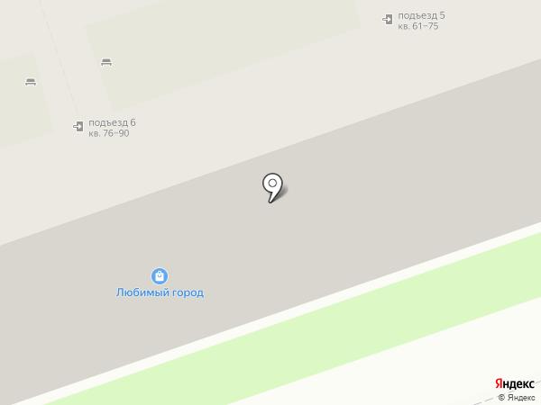 МебельСтиль на карте Дзержинска