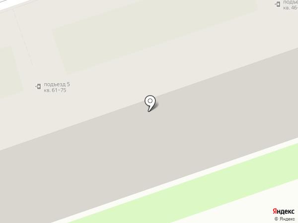 El Rosso на карте Дзержинска