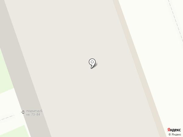 Спорт-бар на карте Дзержинска