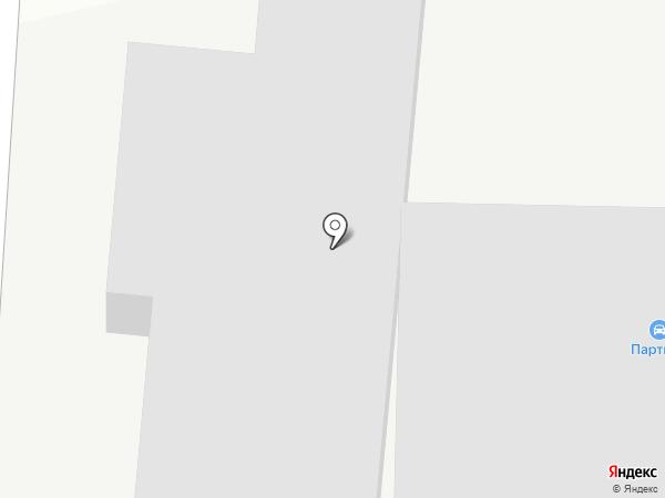ПАРТНЕР на карте Дзержинска