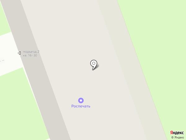 От носика До хвостика на карте Дзержинска