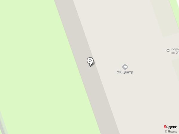 Мой дом на карте Дзержинска