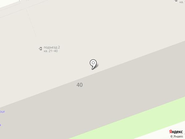 Анекс Тур на карте Дзержинска