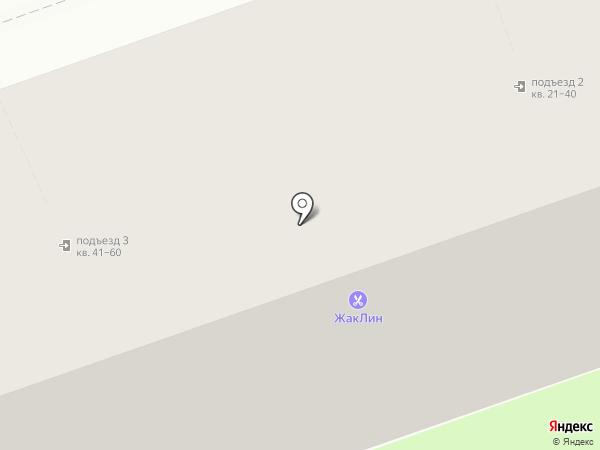 Автозвук на карте Дзержинска