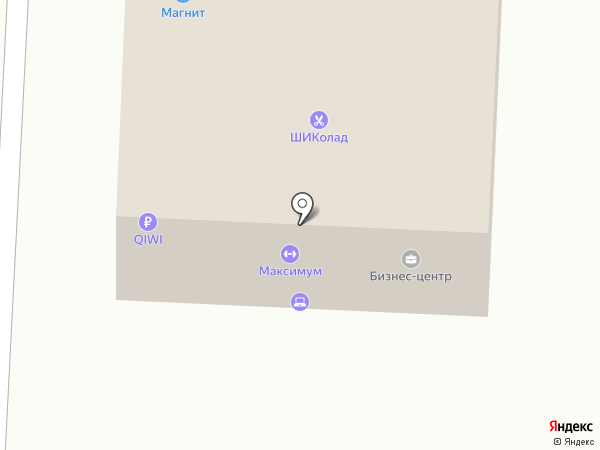 Дикси на карте Дзержинска