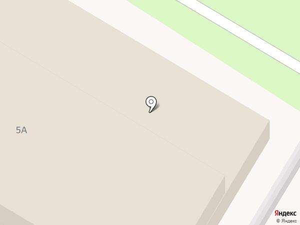 Олимп на карте Дзержинска