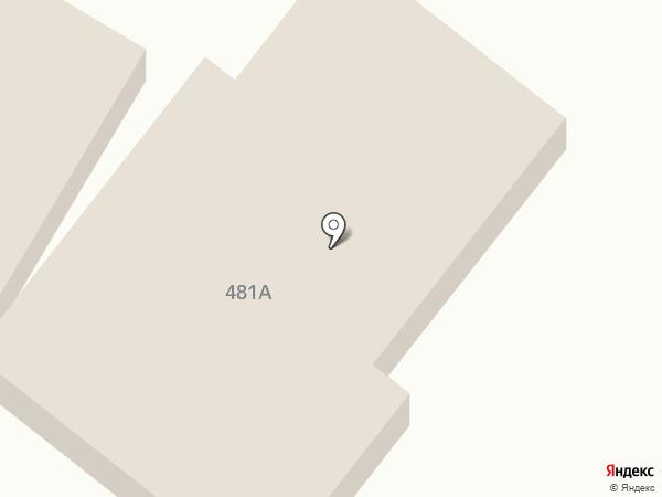 Магазин автозапчастей на карте Незлобной