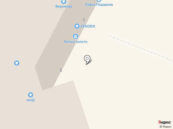 Топаз-СТ на карте Дзержинска