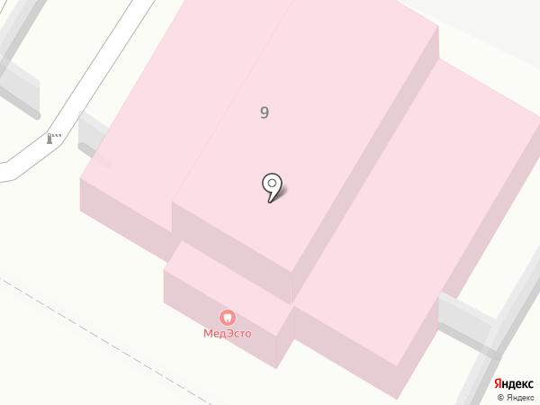 МедЭсто на карте Дзержинска