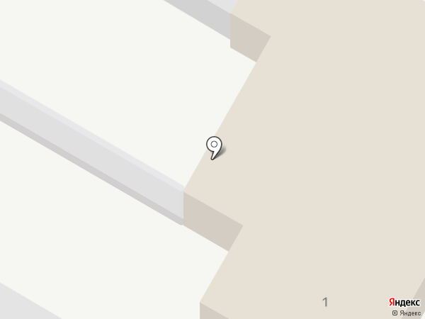 Катайк на карте Дзержинска