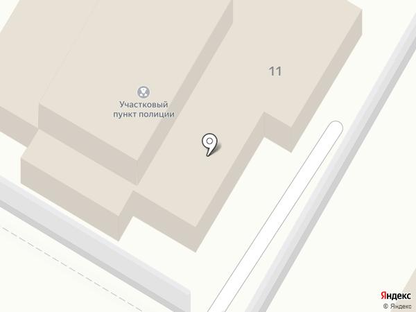 Камнеград на карте Дзержинска