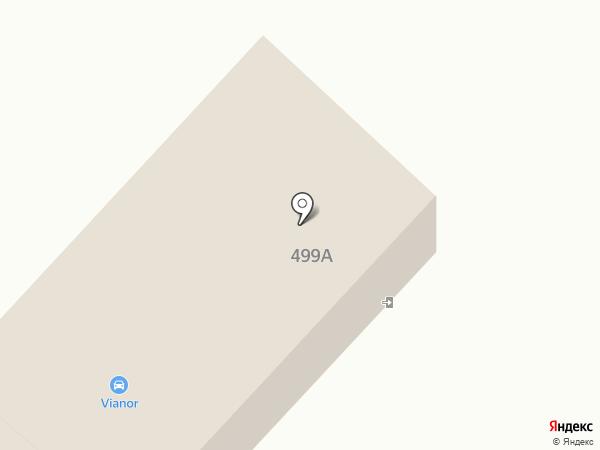 Муравей на карте Незлобной