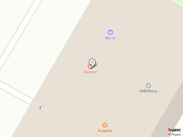 Naomi на карте Дзержинска