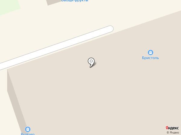 Текстиль центр на карте Дзержинска