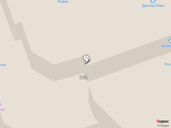 Фонбет на карте Дзержинска