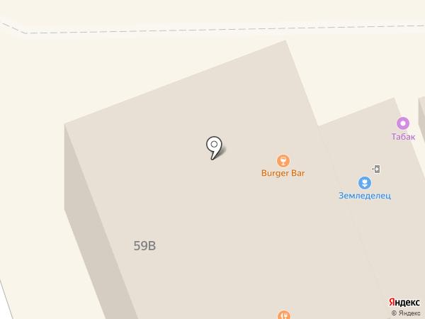 Транслайн на карте Дзержинска