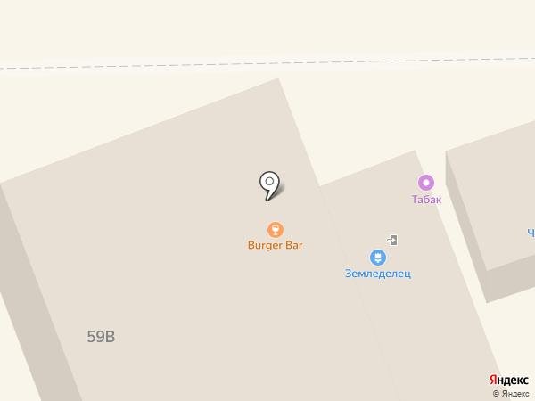Имидж на карте Дзержинска