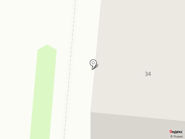 Компания по продаже заводских окон на карте Дзержинска