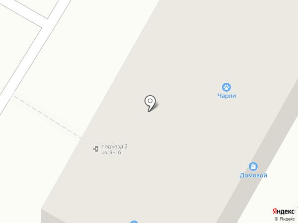 Гранд Лайн на карте Дзержинска