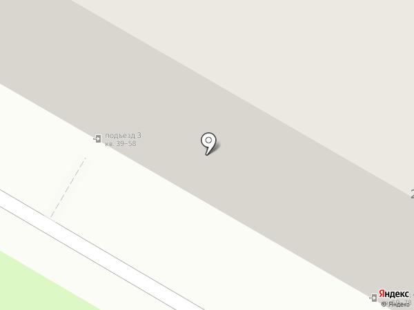 КадиСтрой на карте Дзержинска