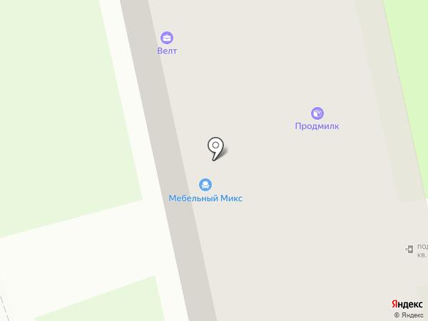 Нотариус Самарская О.Е. на карте Дзержинска