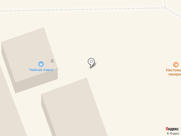 Чайная лавка на карте Дзержинска