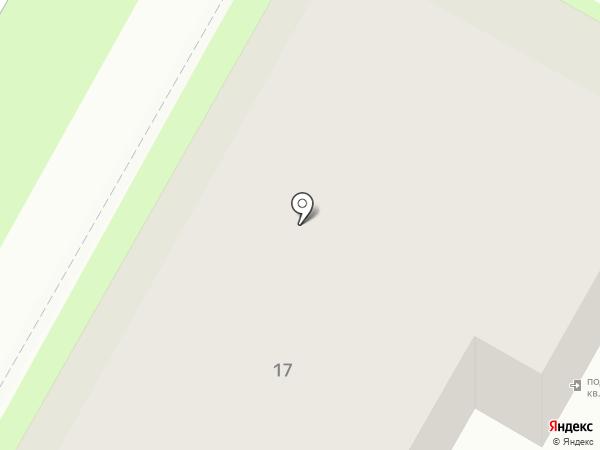 Альфа+Клей на карте Дзержинска