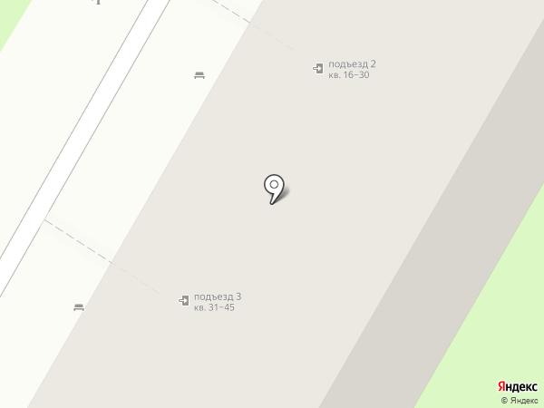 Дзержинское монтажное управление на карте Дзержинска