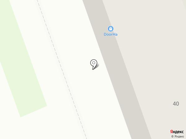 Банкомат, Татфондбанк, ПАО на карте Дзержинска