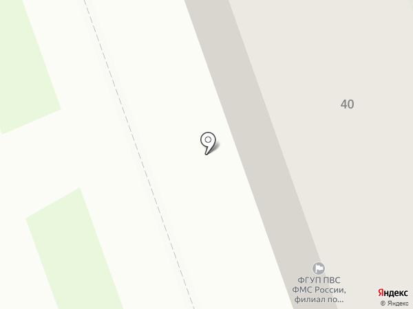 Магазин тканей на карте Дзержинска