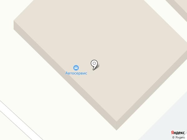 Автомагазин на карте Незлобной