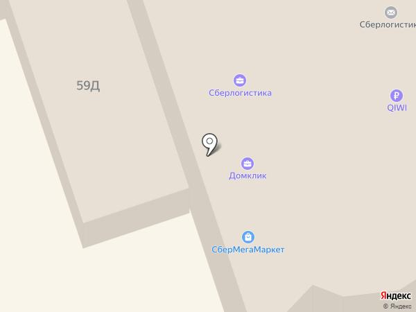 Телефон.ру на карте Дзержинска