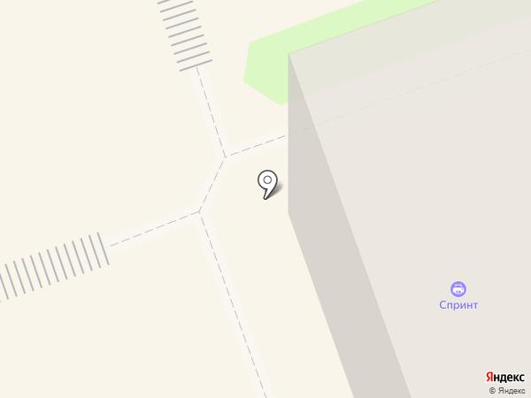 Будь здоров на карте Дзержинска
