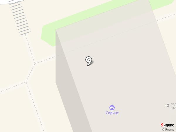 Быстрый заем на карте Дзержинска