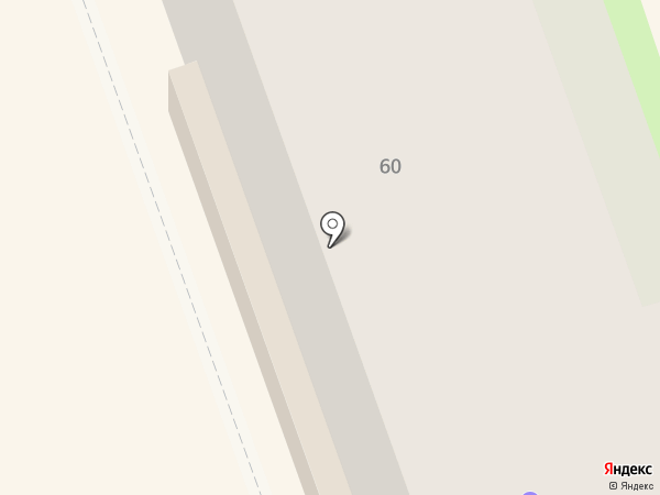 Михайловские двери на карте Дзержинска