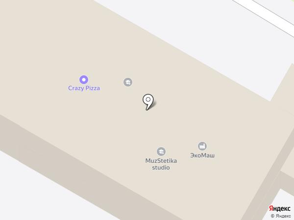 АМАКидс на карте Дзержинска