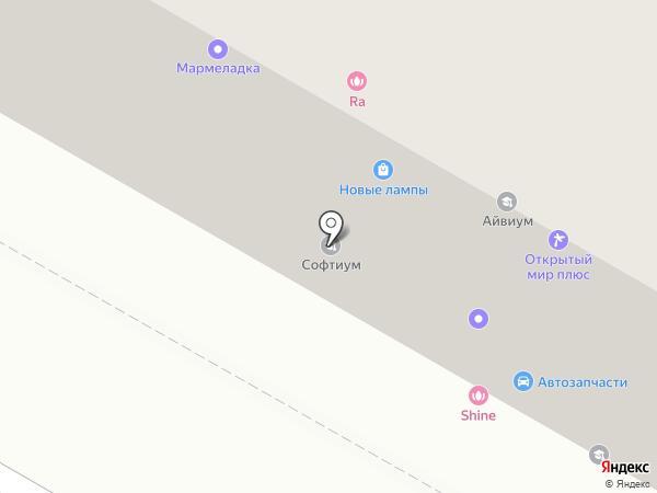 Bibi car на карте Дзержинска