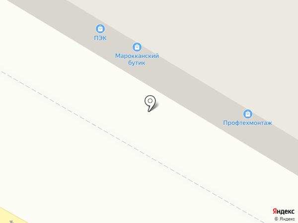 Factura на карте Дзержинска