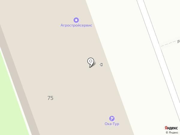 Агростройсервис на карте Дзержинска
