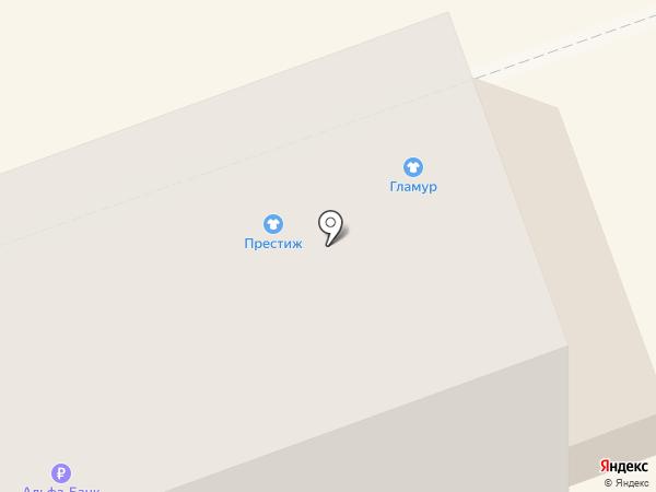 Гламур на карте Дзержинска
