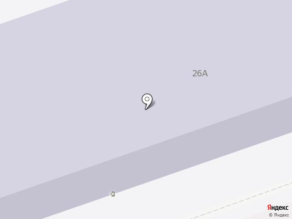 Детский сад №85 на карте Дзержинска