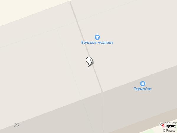 Moda li на карте Дзержинска