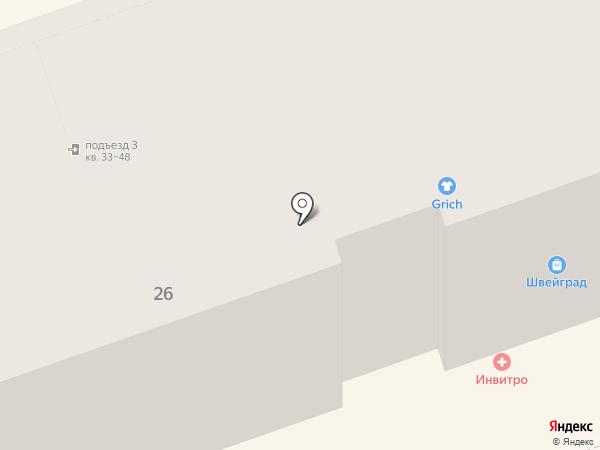 Ломбард-ювелир на карте Дзержинска