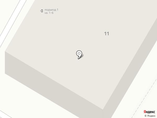 ВРК на карте Дзержинска